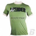Weider T-Shirt Green-Black - 1 szt.