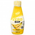 6PAK Nutrition Syrup ZERO Banana - 400ml