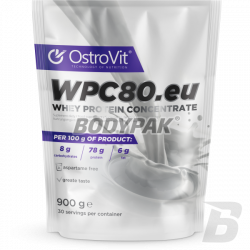 Ostrovit WPC 80.eu - 900g