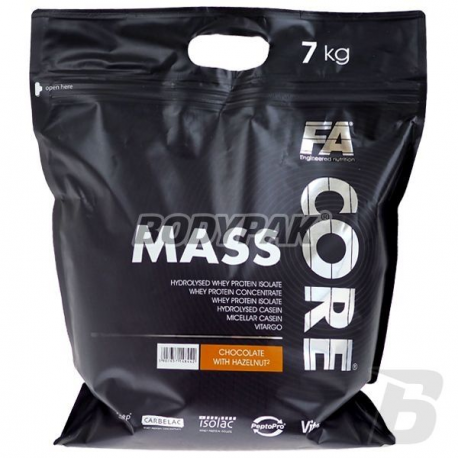 FITNESS AUTHORITY MASS CORE - 7KG