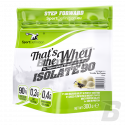 Sport Definition That's the Whey ISOLATE - 300g