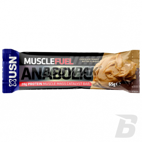USN Muscle Fuel Anabolic Bar - 65g