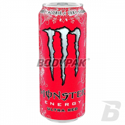 Monster Energy Ultra Red - 500ml