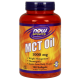 NOW Foods MCT Oil 1000mg - 150 kaps.