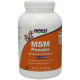 NOW Foods MSM Powder - 454g