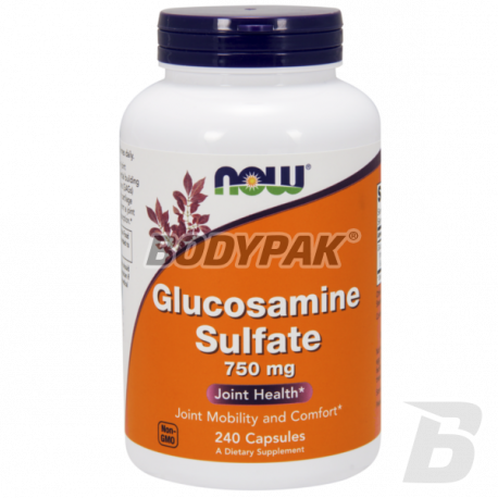 NOW Foods Glucosamine Sulfate - 240 kaps.