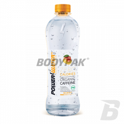Power Water's Mango ORGANIC CAFFEINE - 500ml