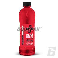 Power Water's +BCAA ORGANIC CAFFEINE - 500ml