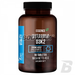 Sport Definition ESSENCE Witamina D3K2 - 90 tabl.