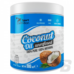 Sport Def. Coconut Oil 900g Unrefined