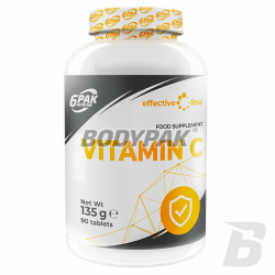 Effective Line Vitamin C 135g 90 tabs.
