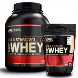 ON 100% Whey Gold Standard - 2270g + 450g