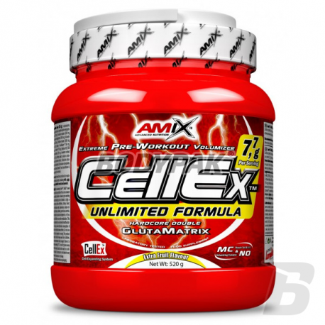 Amix CellEx Unlimited Formula - 520g