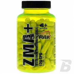 FOURPLUS 4+ ZMA+ - 120 kaps.