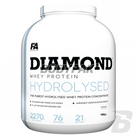FA Nutrition Performance Diamond Hydrolysed Whey Protein - 2270g