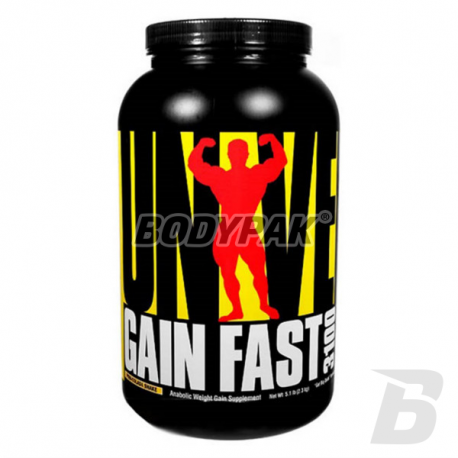 Universal Nutrition Gain Fast - 2,3kg