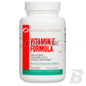 Universal Nutrition Vitamin E FORMULA - 100 softgels
