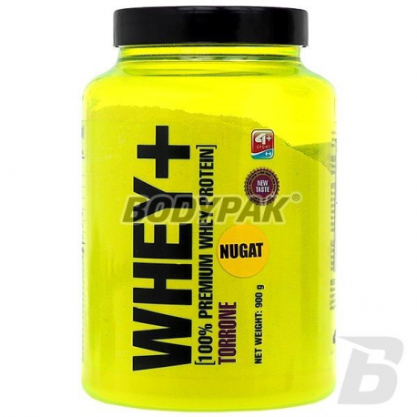 FOURPLUS 4+ Whey+ - 900g