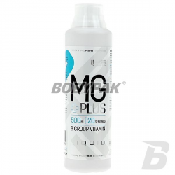 IHS MG Plus (magnez) - 500ml