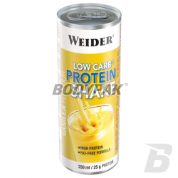 Weider Low Carb Protein Shake - 250ml