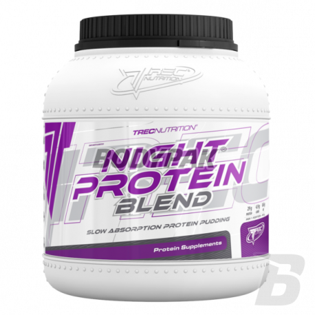 Trec Night Protein Blend - 1500g