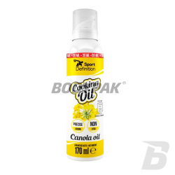 Sport Definition Cooking Oil [Canola oil] - 170ml + 30ml GRATIS!