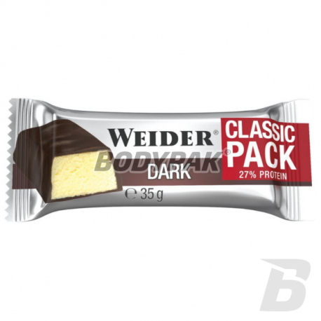 Weider Classic Pack Bar [Dark]  - 35g