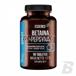 Sport Definition Essence Betaina + Pepsyna 90 tabl.