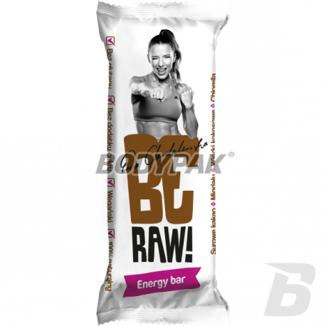 BE RAW! Energy bar - baton 40g - by Ewa Chodakowska