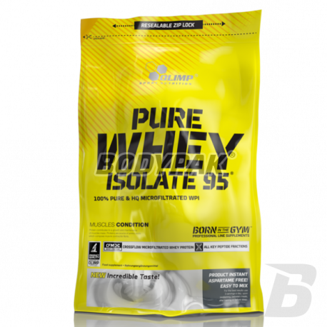 Olimp Pure Whey Isolate 95 - 1,8kg