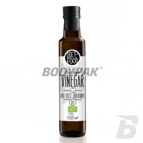 Diet Food Bio Apple Vinegar 10% [Bio ocet jabłkowy] - 250ml