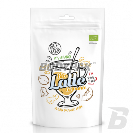 Diet Food Bio Latte Turmeric - 200g
