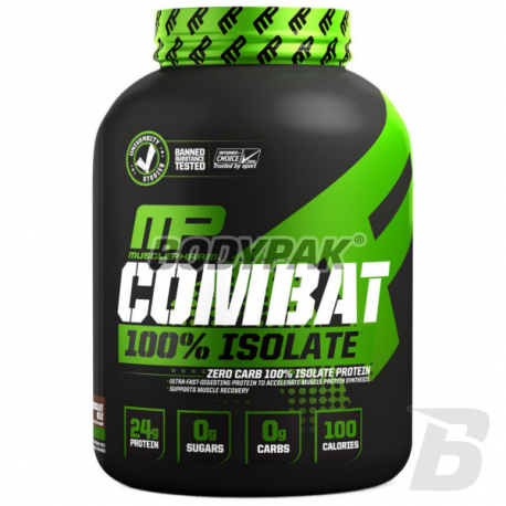 MusclePharm Combat Isolate - 1,8kg