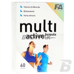 Fitness Authority Multi Active Formula - 60 tabl.