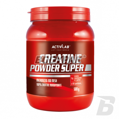Activlab Creatine Powder Super [Pure] - 500 g