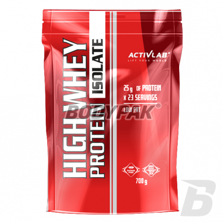 Activlab High Whey Protein Isolate - 700 g