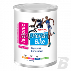 Activlab Run & Bike Isotonic 475g