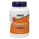 NOW Foods Vitamin A 25000 IU [From Fish Liver Oil] - 250 kaps.