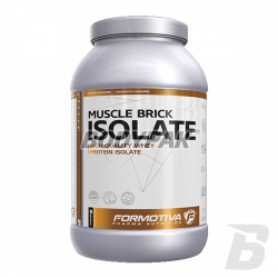 Formotiva Muscle Brick Isolate - 2000g