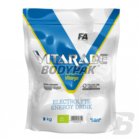 FA Nutrition Vitarade EL fueled by Vitargo - 1000g
