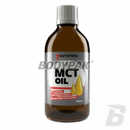 7Nutrition MCT Oil - 400ml