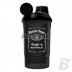 BODYPAK Shaker BLACK WHISHY 700ml - 1 szt.