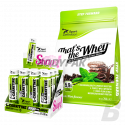 Sport Definition That's The Whey - 700 g + L-Carnitine 3000 SHOT - 12 x 80 ml [BOX]