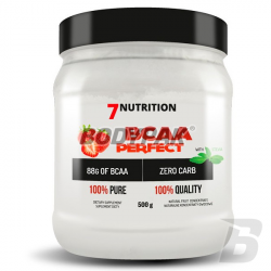 7Nutrition BCAA Perfect - 500 g