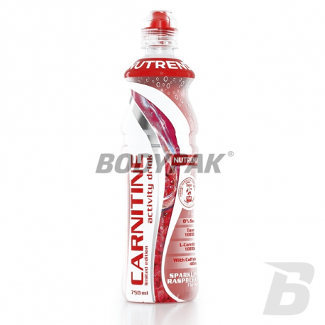 Nutrend Carnitine Activity Drink with Caffeine [Gazowany] - 750 ml