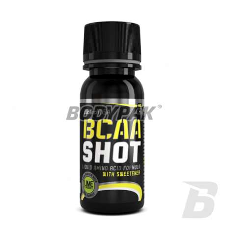 BioTech BCAA Shot - 60 ml