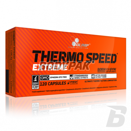 Olimp Thermo Speed Extreme Limited Edition - 120 kaps.