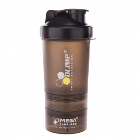 Olimp Shaker Smart Shake Black Label - 400ml