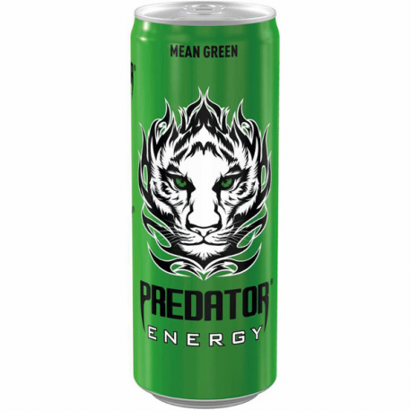 Predator Energy Gold Strike - 250ml