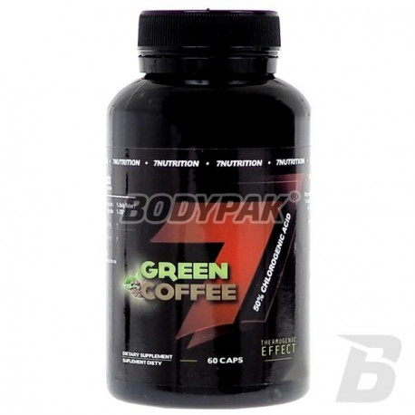 7Nutrition Green Coffee - 60 kaps.